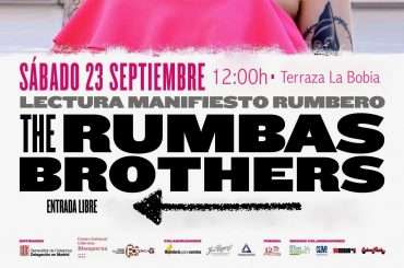 The Rumbas Brothers en la Manifiesto Rumbero